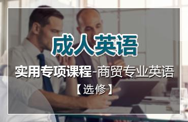 商贸专业英语(选修)